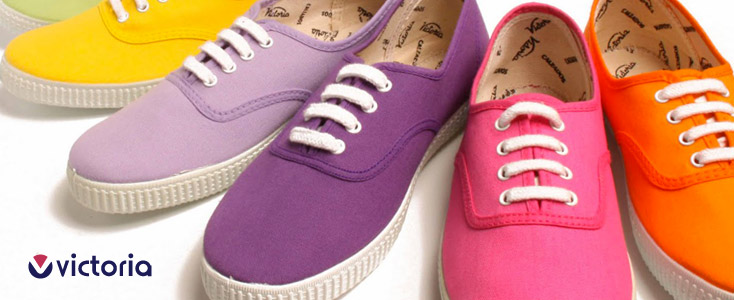 Les chaussures Victoria