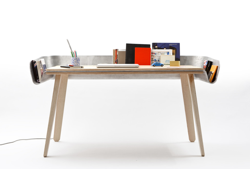 La table de bureau Homework