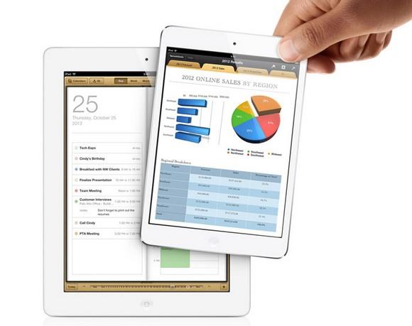 Des applications à destination des professionnels sur les tablettes tactiles actuelles