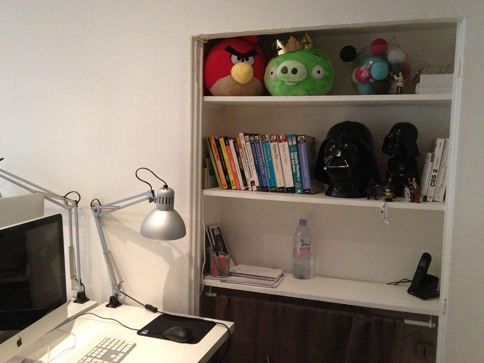Les bureaux de FamiHero
