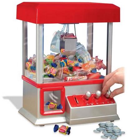 Une machine à bonbons