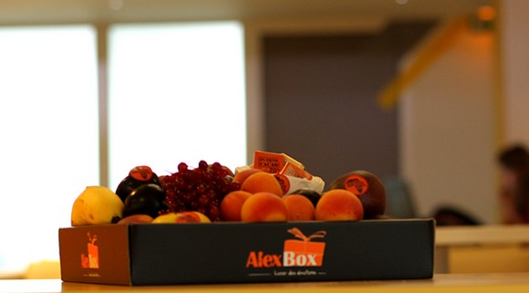 Les paniers de fruits Alex&Alex
