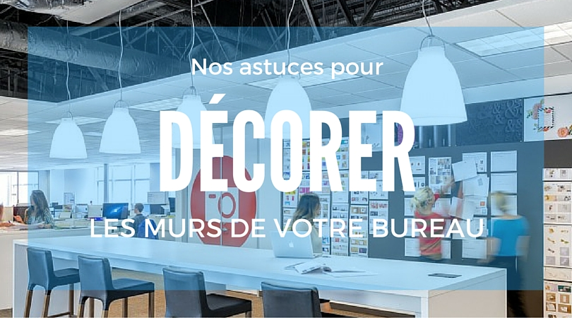 Decoration mur bureau for Deco bureau professionnel