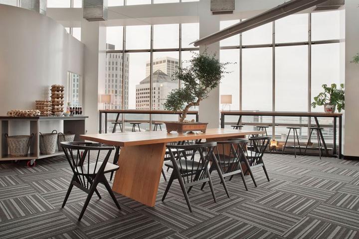 les plus beaux bureaux d 39 entreprises du mois de janvier 2014. Black Bedroom Furniture Sets. Home Design Ideas