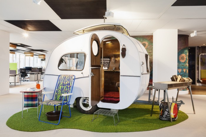 salle de réunion google amsterdam