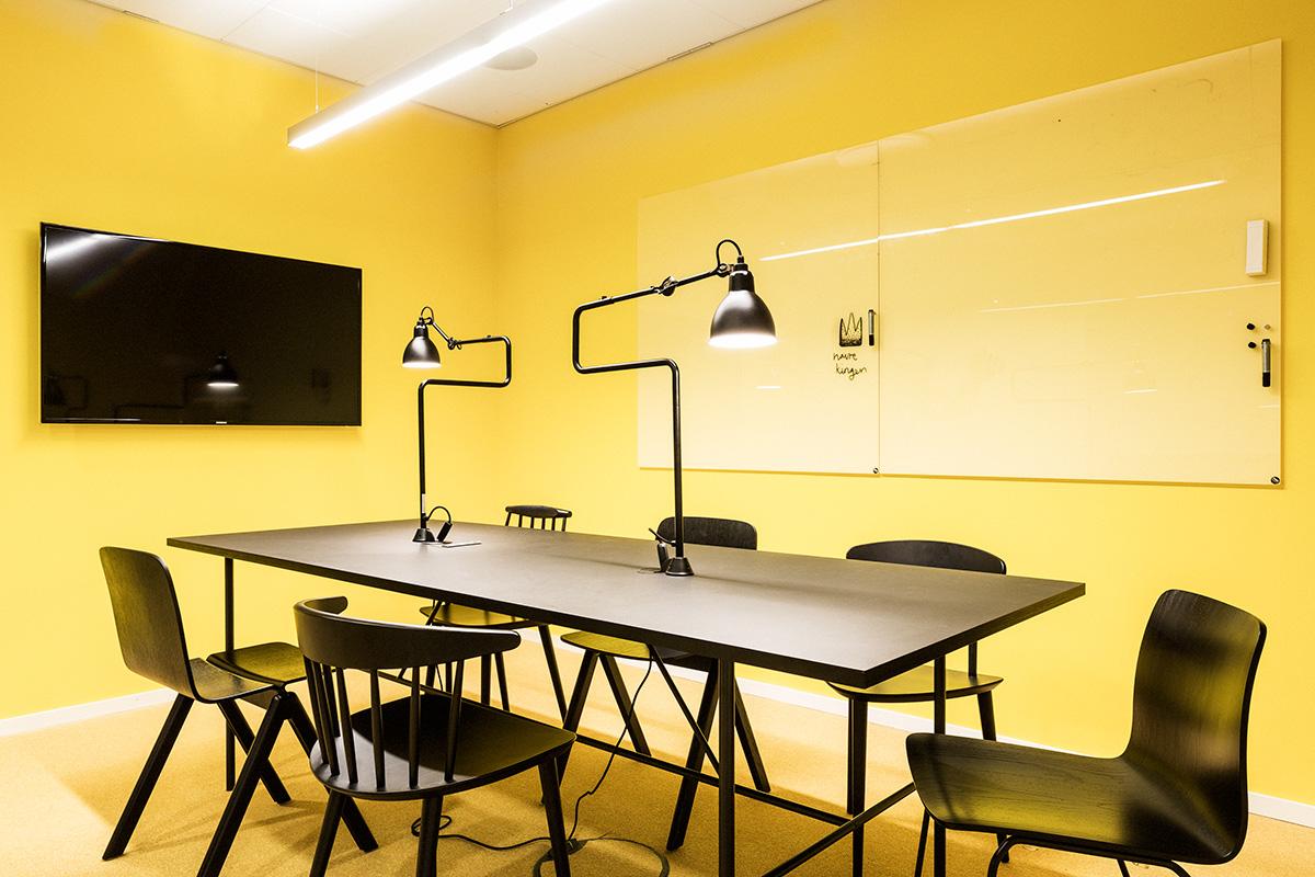 Couleur Peinture Pour Bureau Professionnel 8 idées design pour décorer les murs de vos bureaux