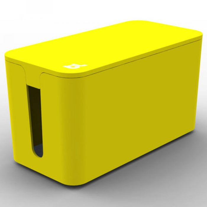 La cable box jaune