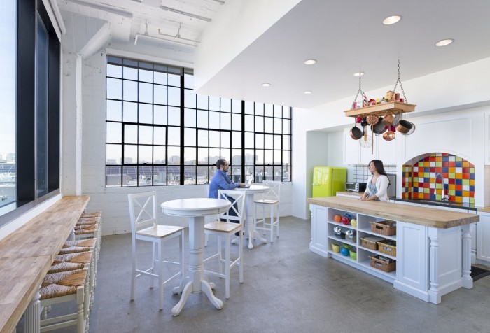 les plus belles cuisines et caf t rias de bureaux du monde. Black Bedroom Furniture Sets. Home Design Ideas