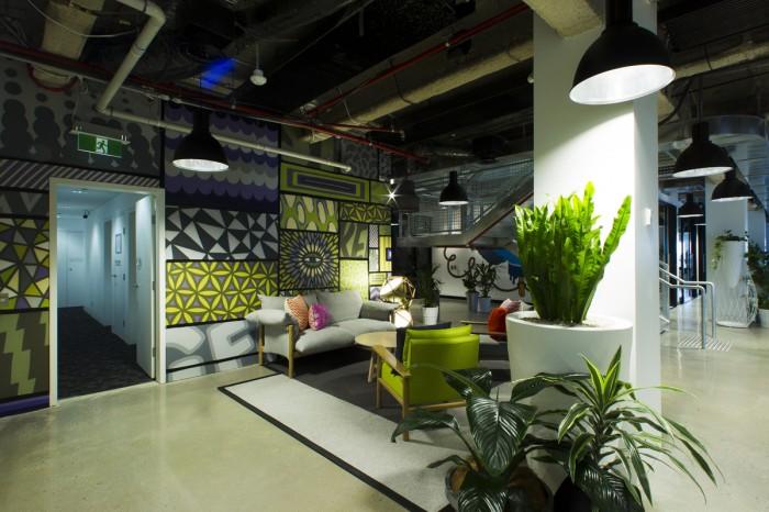 facebook bureaux sydney