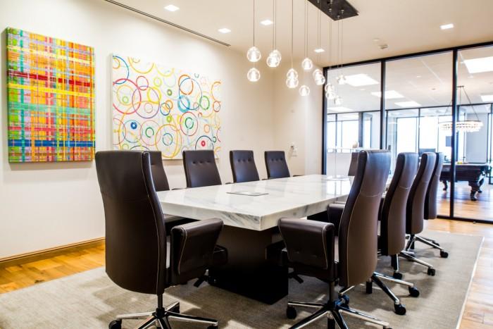 les plus beaux bureaux du mois de juillet 2014. Black Bedroom Furniture Sets. Home Design Ideas
