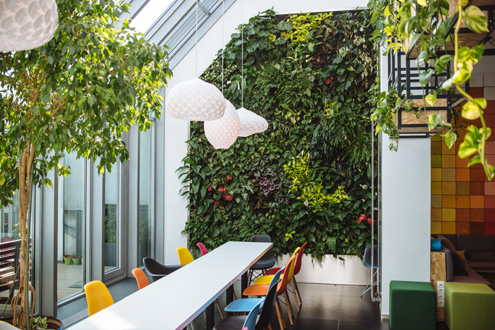 Skyscanner Offices by Madilancos Studio