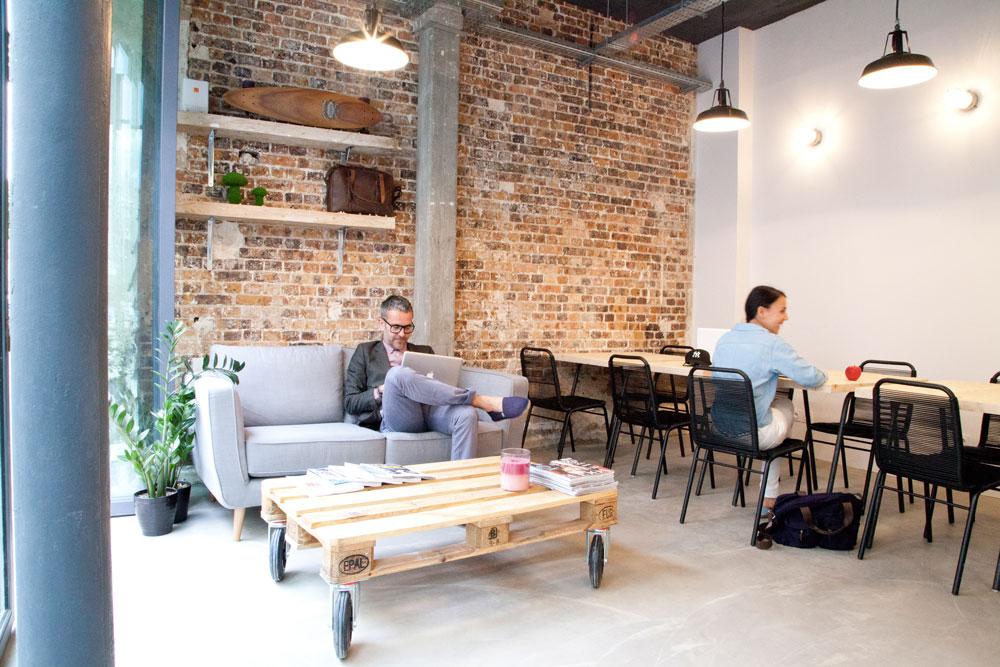 les plus beaux et les meilleurs espaces de coworking de paris. Black Bedroom Furniture Sets. Home Design Ideas