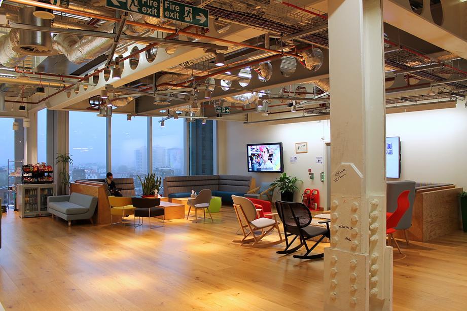 les plus beaux bureaux d u2019entreprise du mois de d u00e9cembre 2014