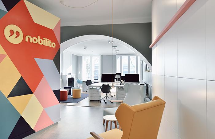 Les plus beaux bureaux d 39 entreprise des mois de f vrier for Entreprise de decoration