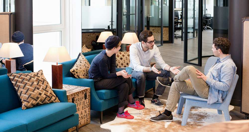 Kwerk un nouvel espace de coworking à boulogne billancourt