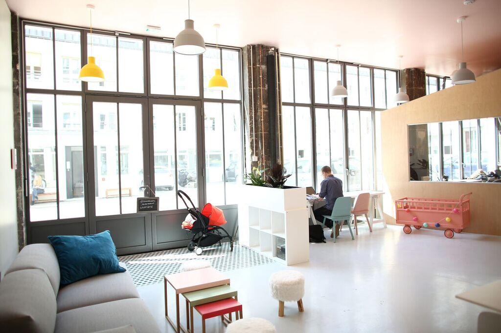 Les 10 tendances des bureaux conna tre pour 2016 for Amenagement espace detente entreprise