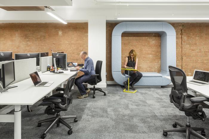 Quels bureaux choisir pour am nager son open space for Bureau petite taille