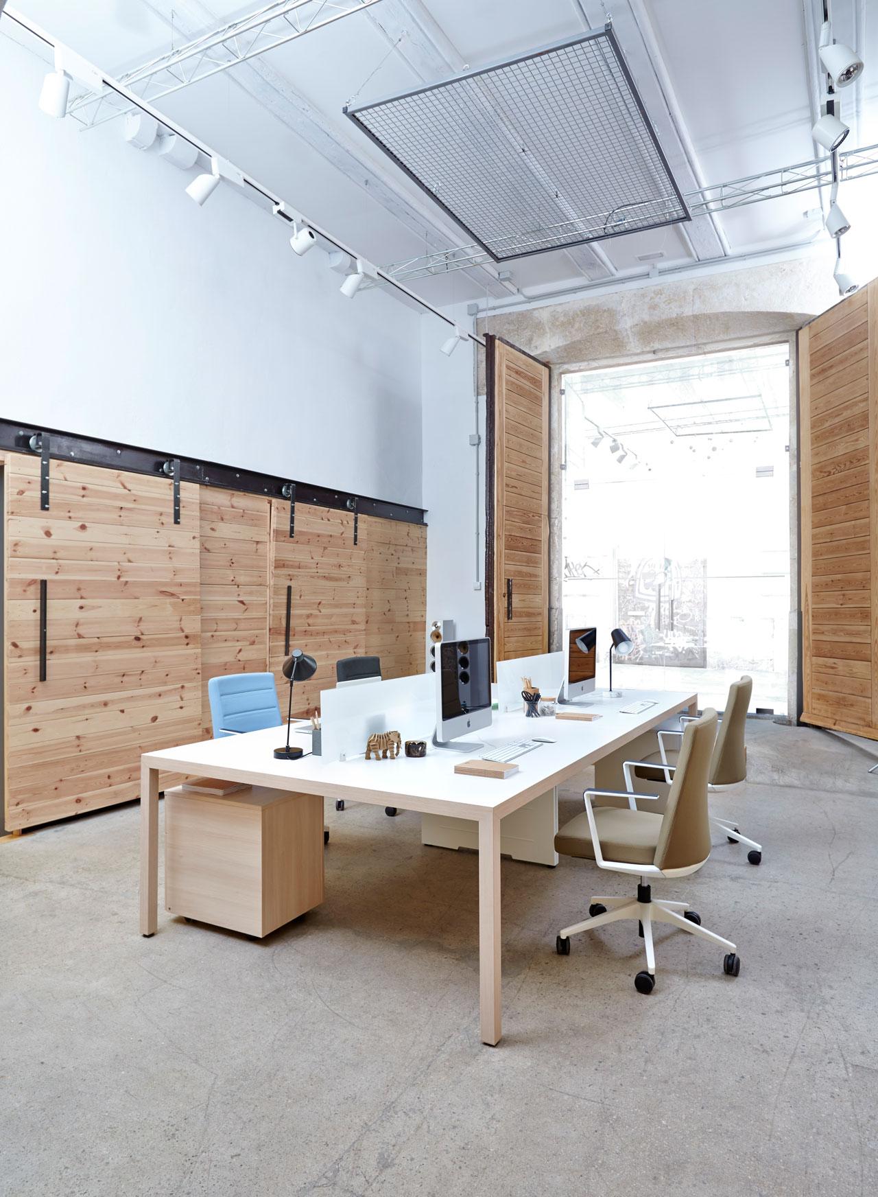 Plan De Travail Pour Faire Un Bureau quels bureaux choisir pour aménager son open space ?