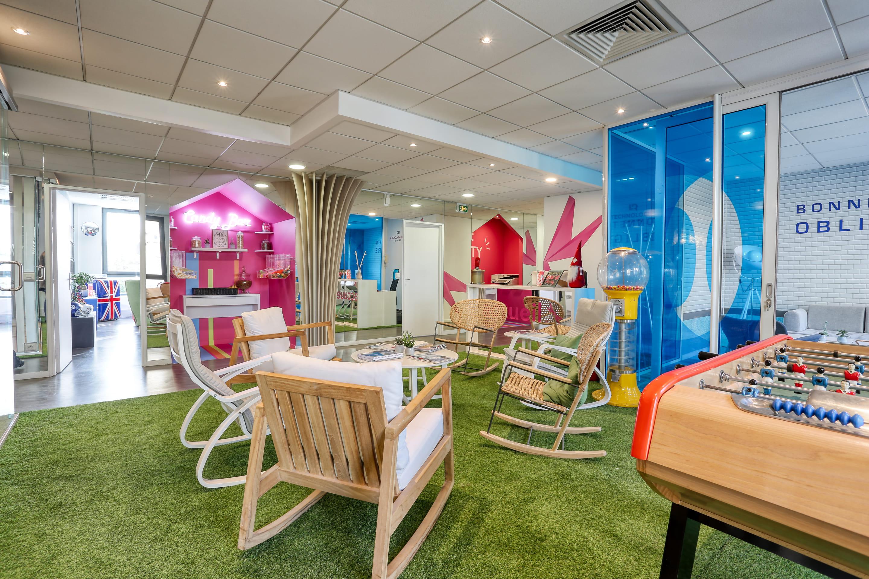 Couleur Peinture Pour Bureau Professionnel les 10 tendances des bureaux à connaître pour 2020